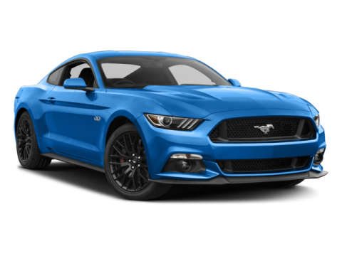 New 2017 Ford Mustang GT RWD 2D Coupe