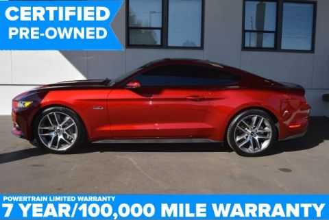 Certified Pre-Owned 2016 Ford Mustang GT Premium RWD 2D Coupe