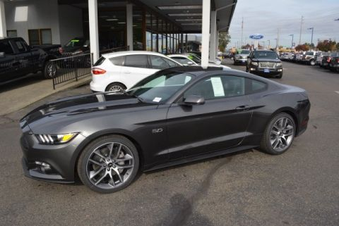 New 2017 Ford Mustang GT Premium RWD 2D Coupe