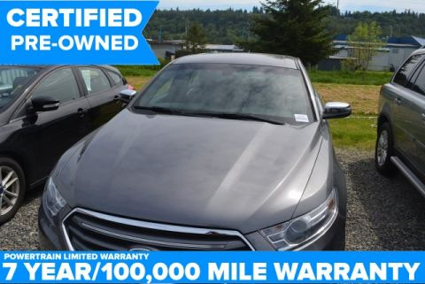Certified Used Ford Taurus Limited