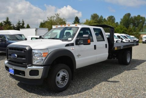 New Ford F-550SD XL