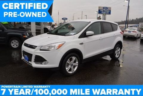 Certified Used Ford Escape SE