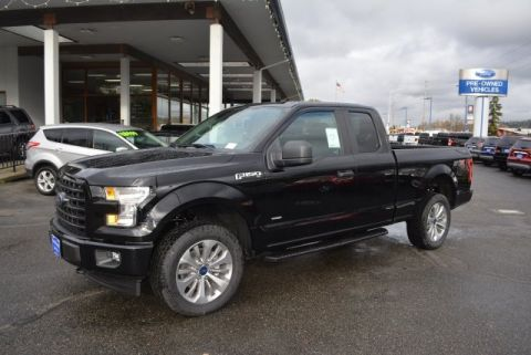 New Ford F-150 STX