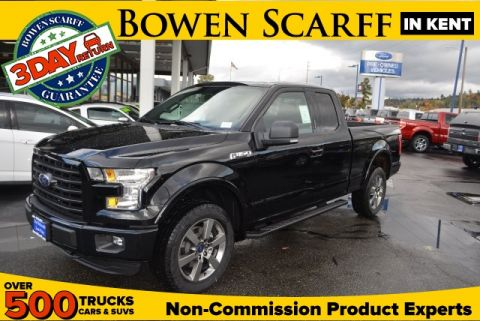 New Ford F-150 XLT