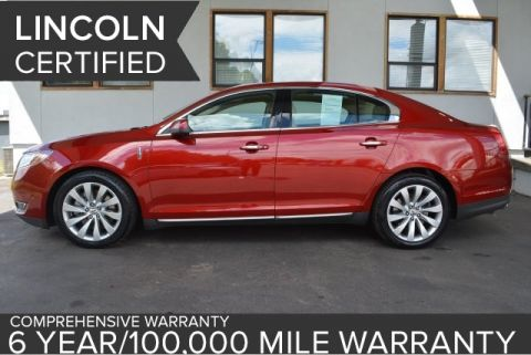 Certified Used Lincoln MKS Base