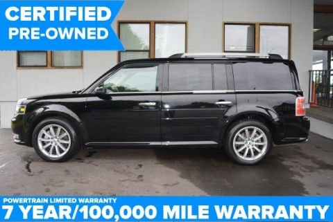 Certified Used Ford Flex Limited