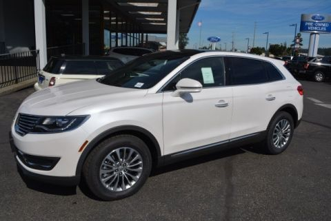 New 2016 Lincoln MKX Select AWD