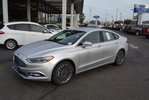 New Ford Fusion Titanium