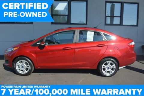 Certified Used Ford Fiesta SE & 46 Certified Pre-Owned Ford Lincolns - Seattle | Bowen Scarff ... markmcfarlin.com