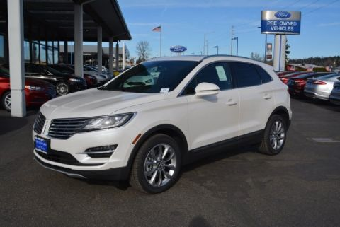 New 2017 Lincoln MKC Select FWD 4D Sport Utility