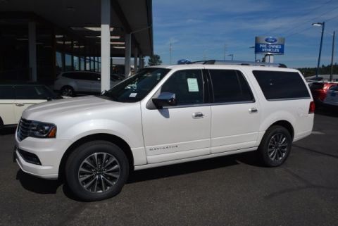 New Lincoln Navigator L Select