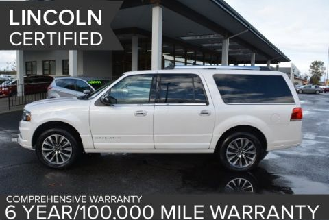 Certified Used Lincoln Navigator L