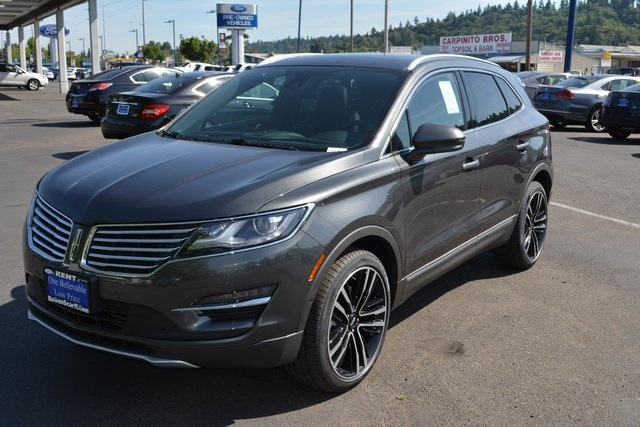 New 2017 Lincoln MKC Reserve